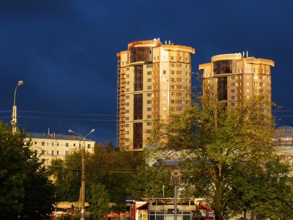 ЖК «Огни Москвы»